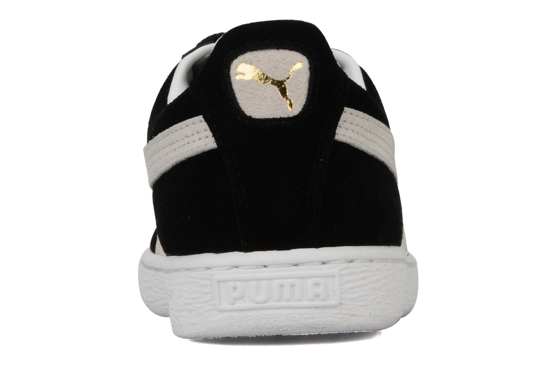 Sneakers Puma Suede Classic + Nero immagine destra