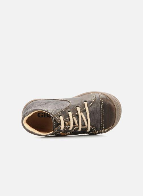 Bottines et boots GBB Babyboy 152 Marron vue gauche