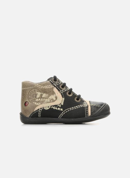 Ankle boots GBB Babyboy 152 Black back view