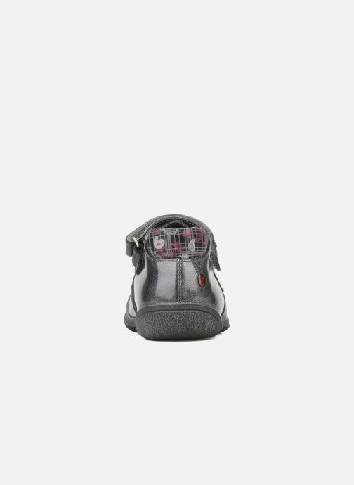 Schoenen met klitteband GBB Kidgirl 201 Grijs rechts