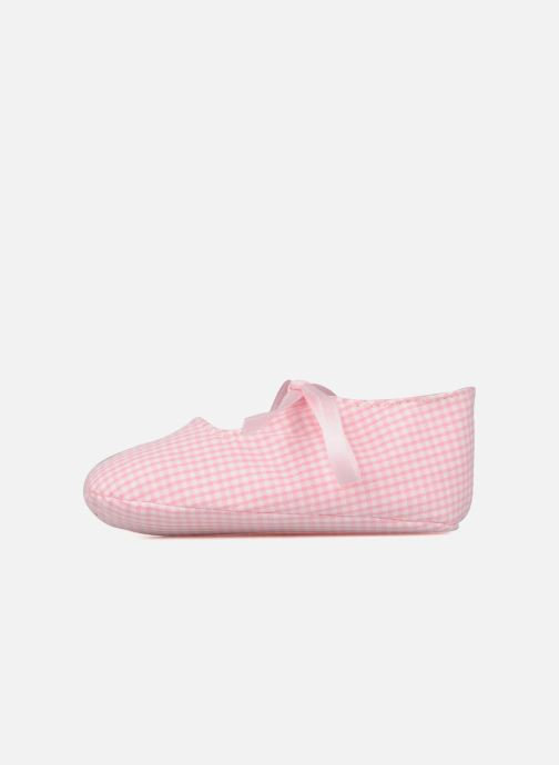 Slippers Rose & Martin Delicat Pink front view