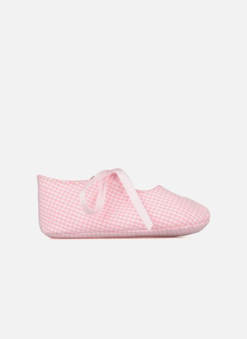 Slippers Rose & Martin Delicat Pink back view