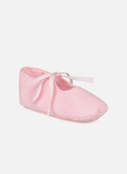 Slippers Rose & Martin Delicat Pink detailed view/ Pair view