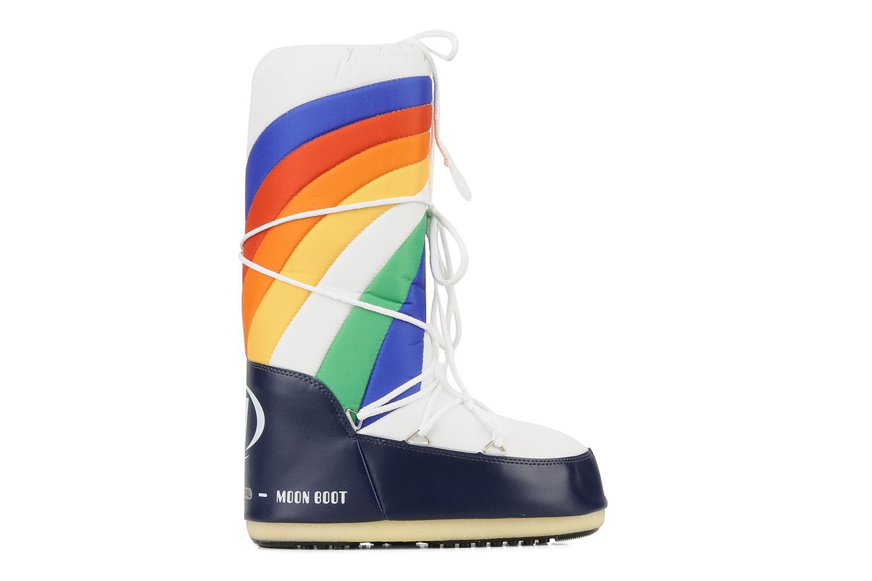 Chaussures de sport Moon Boot Rainbow Multicolore vue derrière