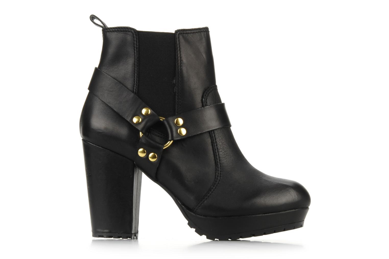 Bottines et boots French Connection Joby Noir vue derrière