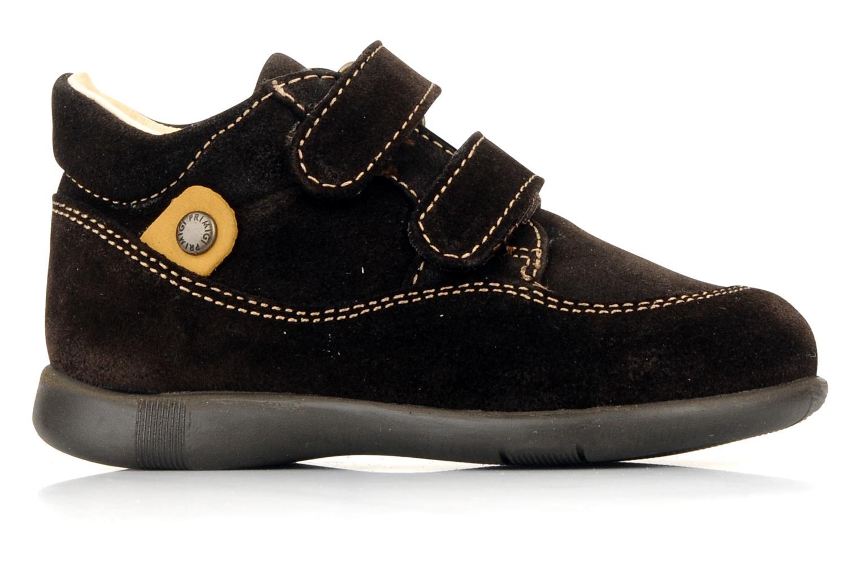 Velcro shoes Primigi Rusty Brown back view
