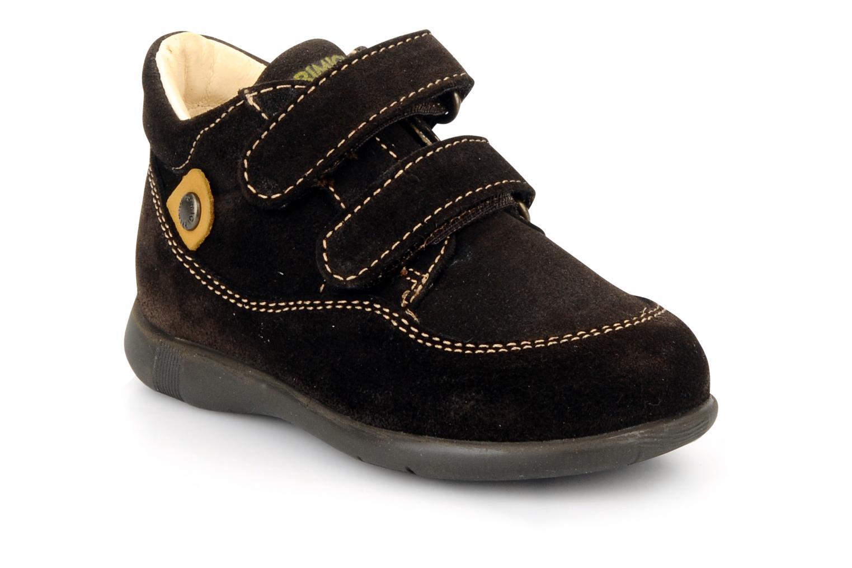 Velcro shoes Primigi Rusty Brown detailed view/ Pair view
