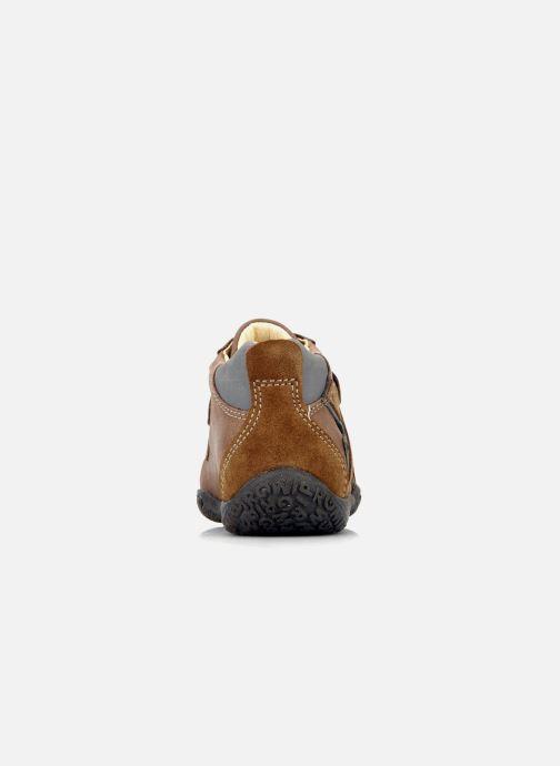 Schoenen met klitteband Primigi Bartolom Bruin rechts