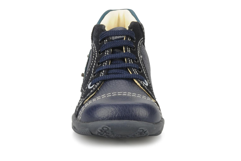 Ankle boots Primigi Daemon Blue model view