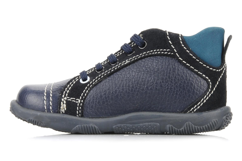 Ankle boots Primigi Daemon Blue front view