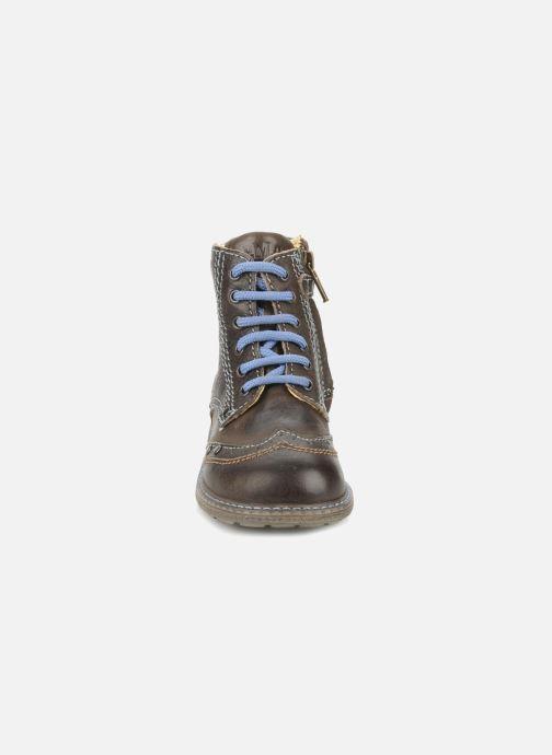 Ankelstøvler Primigi Lanfranco Brun se skoene på