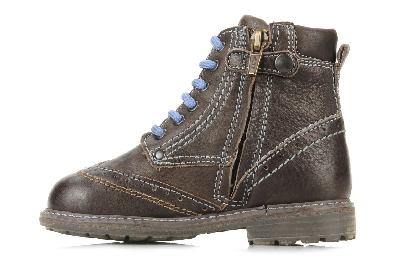 Bottines et boots Primigi Lanfranco Marron vue face