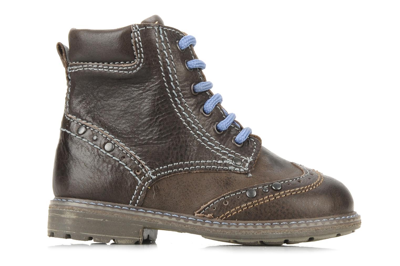Bottines et boots Primigi Lanfranco Marron vue derrière