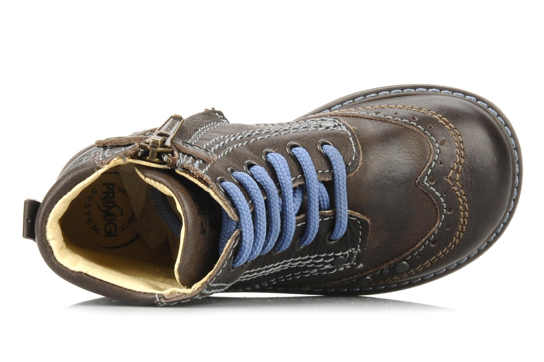 Bottines et boots Primigi Lanfranco Marron vue gauche