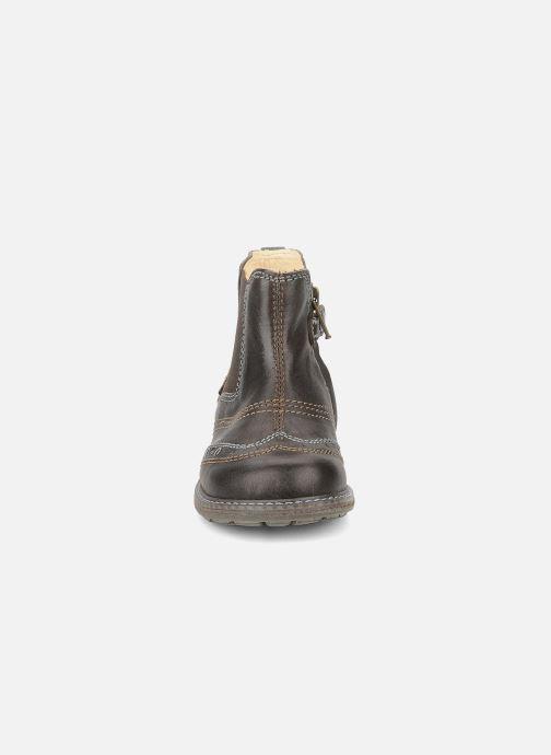 Ankelstøvler Primigi Lando Brun se skoene på