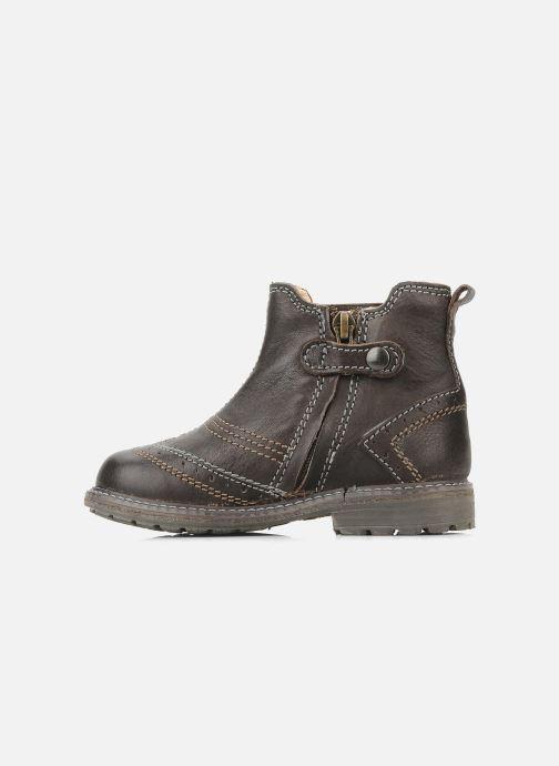 Boots en enkellaarsjes Primigi Lando Bruin voorkant