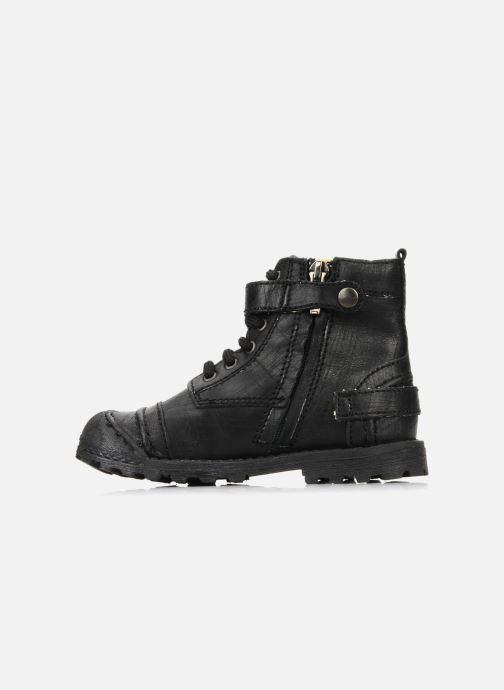 Boots en enkellaarsjes Primigi Stant Zwart voorkant