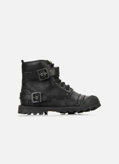 Ankle boots Primigi Stant Black back view