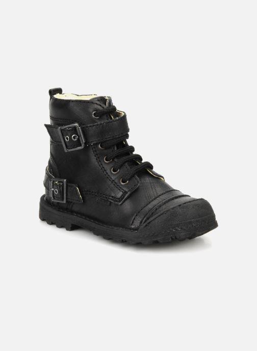 Boots en enkellaarsjes Primigi Stant Zwart detail