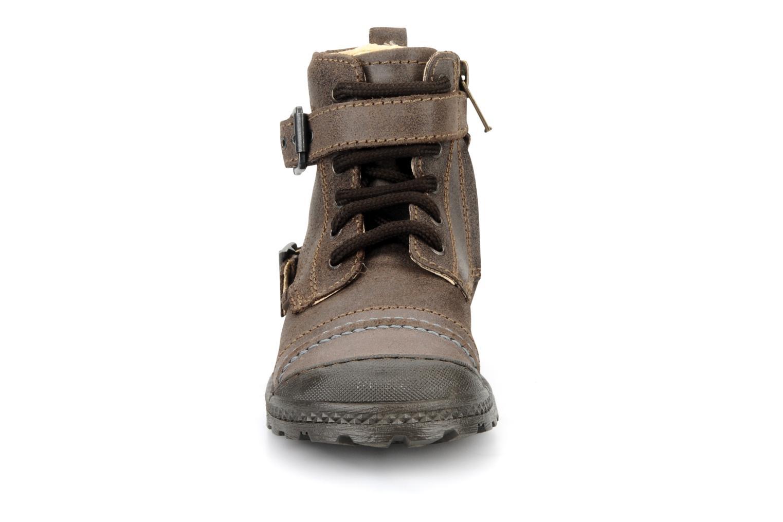 Bottines et boots Primigi Stant Marron vue portées chaussures