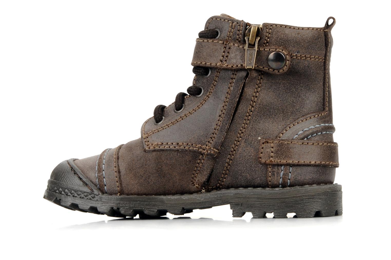 Boots en enkellaarsjes Primigi Stant Bruin voorkant