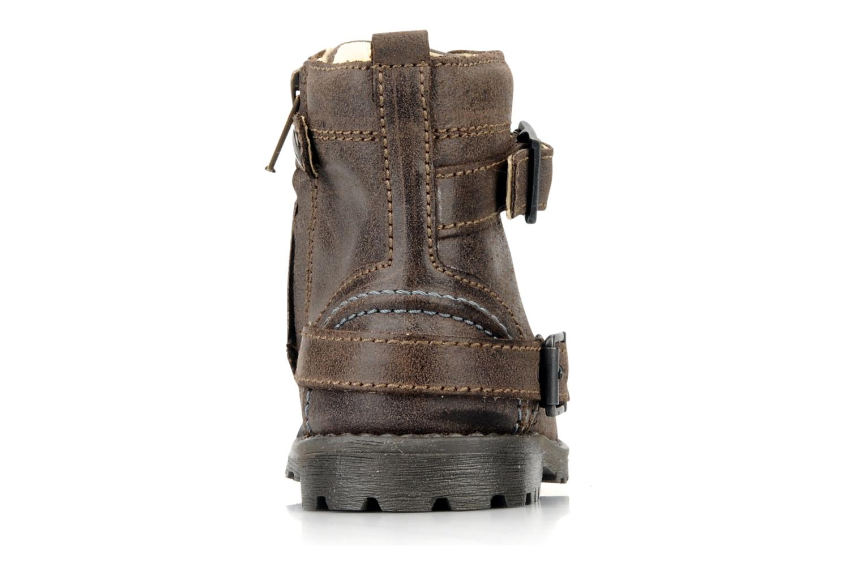 Bottines et boots Primigi Stant Marron vue droite
