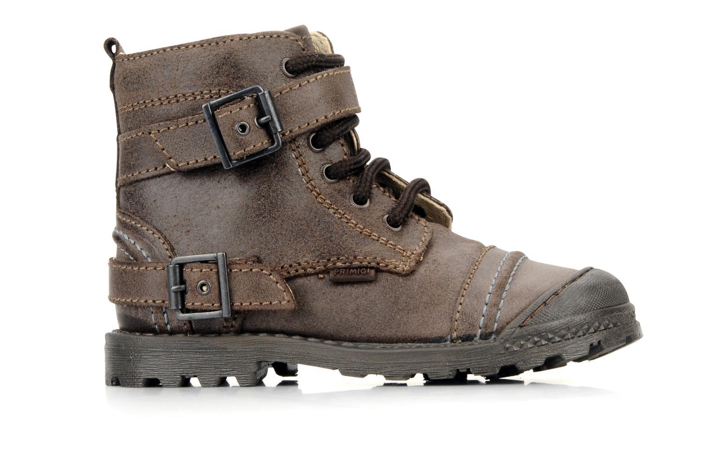 Boots en enkellaarsjes Primigi Stant Bruin achterkant