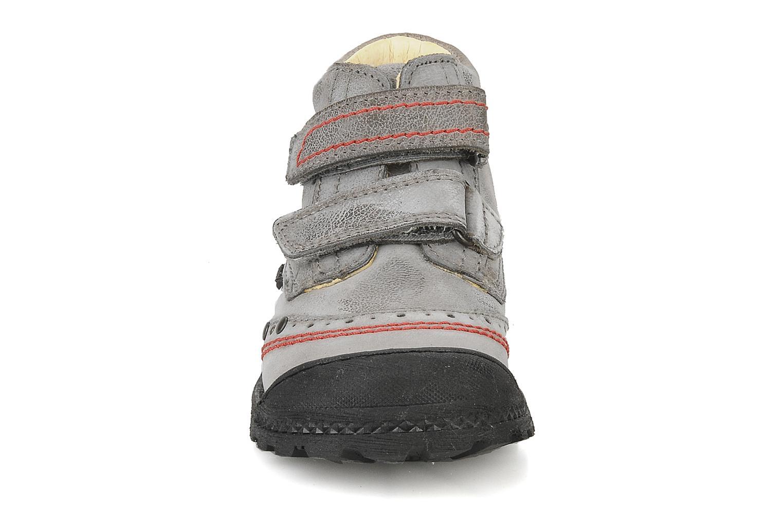 Velcro shoes Primigi Ashton Grey model view
