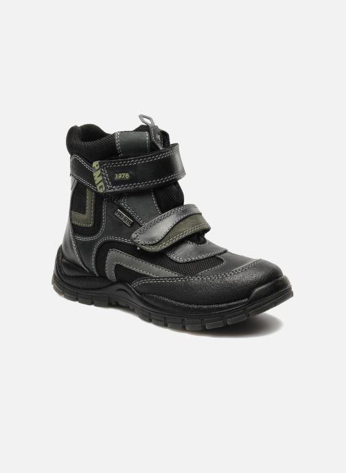 Sneakers Primigi Matis Zwart detail
