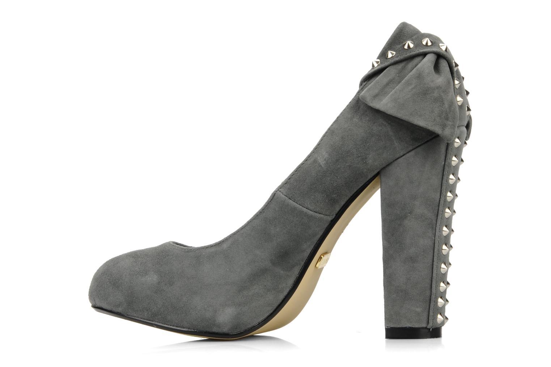 High heels Ravel Heidi Grey front view