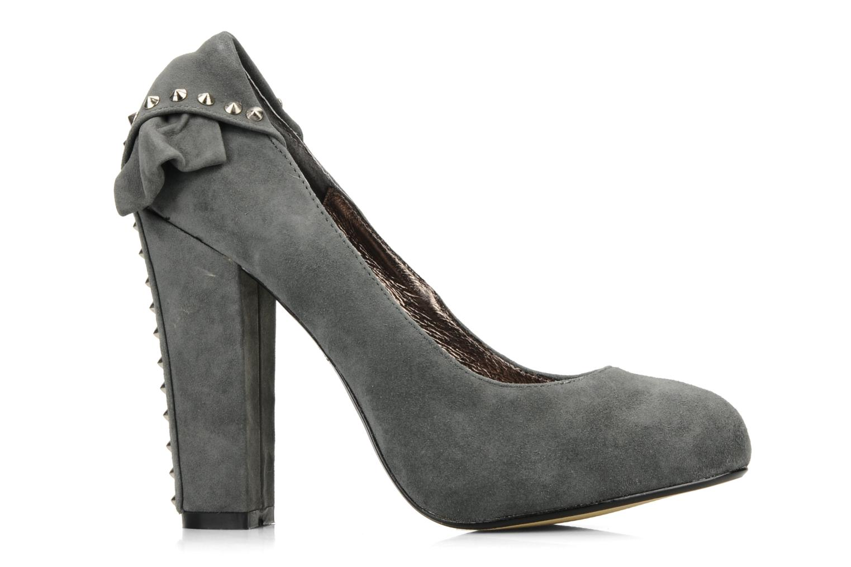 High heels Ravel Heidi Grey back view