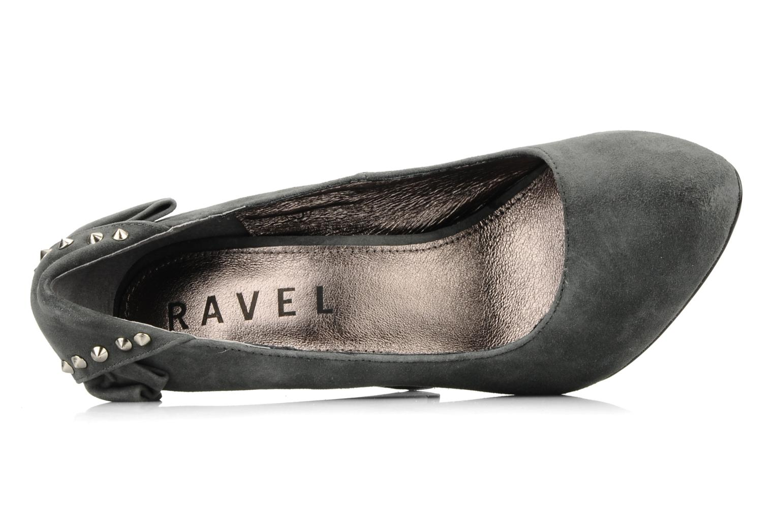 High heels Ravel Heidi Grey view from the left