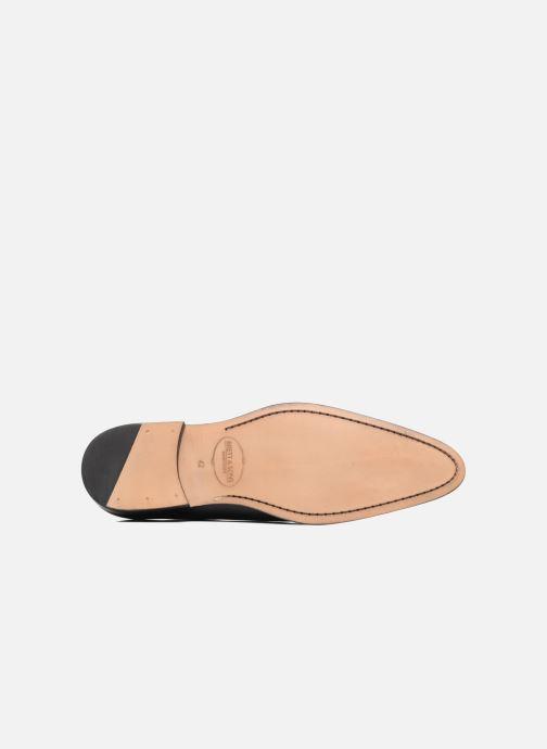 Scarpe con lacci Brett & Sons Côme Nero immagine dall'alto