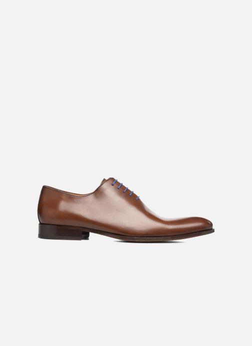 Chaussures à lacets Brett & Sons Côme Marron vue derrière