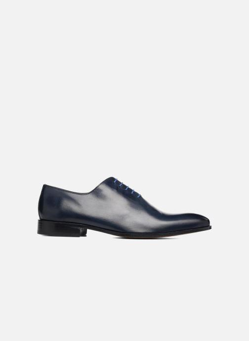 Chaussures à lacets Brett & Sons Côme Bleu vue derrière