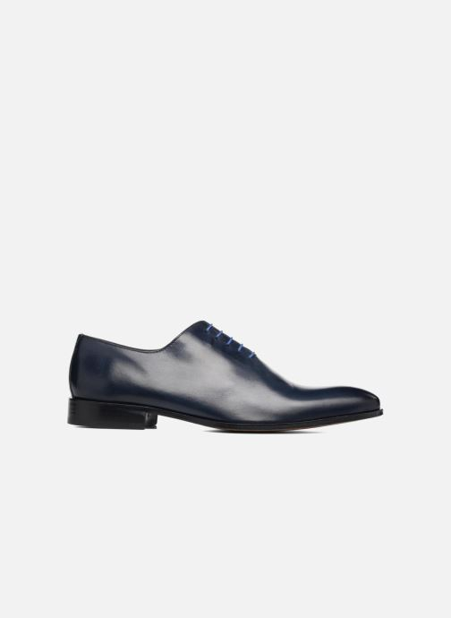 Lace-up shoes Brett & Sons Côme Blue back view