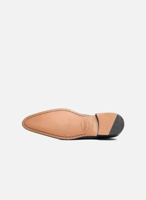 Chaussures à lacets Brett & Sons Côme Bleu vue haut