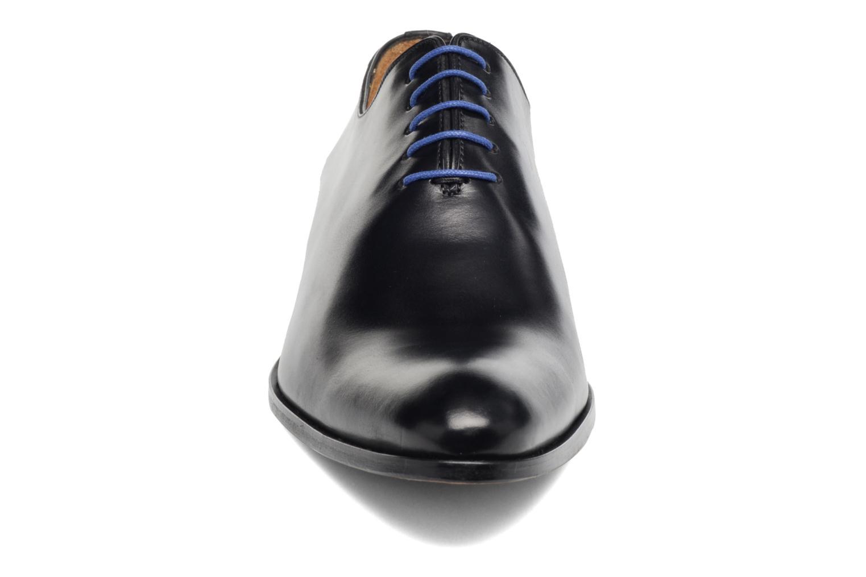 Lace-up shoes Brett & Sons Côme Black model view