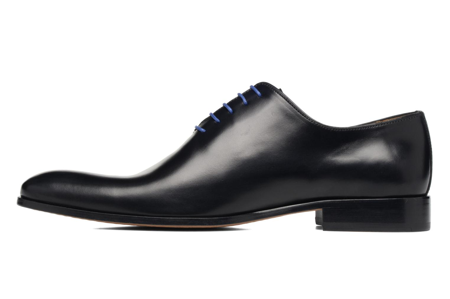 Lace-up shoes Brett & Sons Côme Black front view