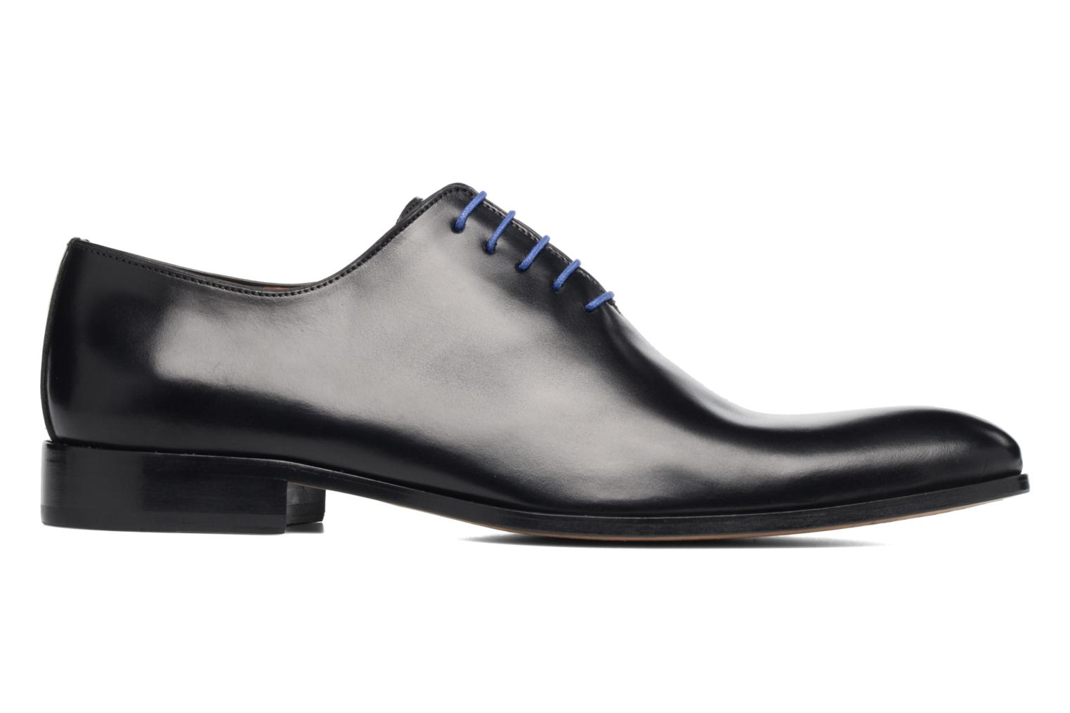 Lace-up shoes Brett & Sons Côme Black back view