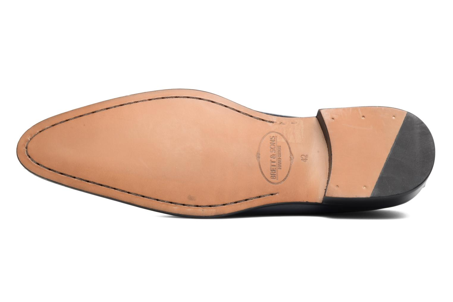 Lace-up shoes Brett & Sons Côme Blue view from above