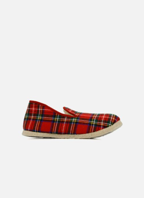 Slippers Rondinaud Calais Red back view