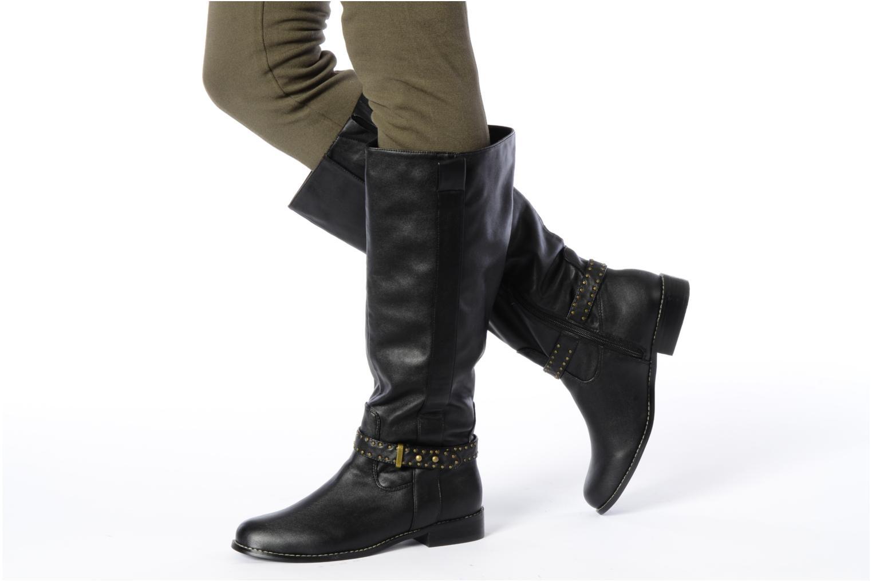 Støvler & gummistøvler Georgia Rose Noilith Sort se forneden