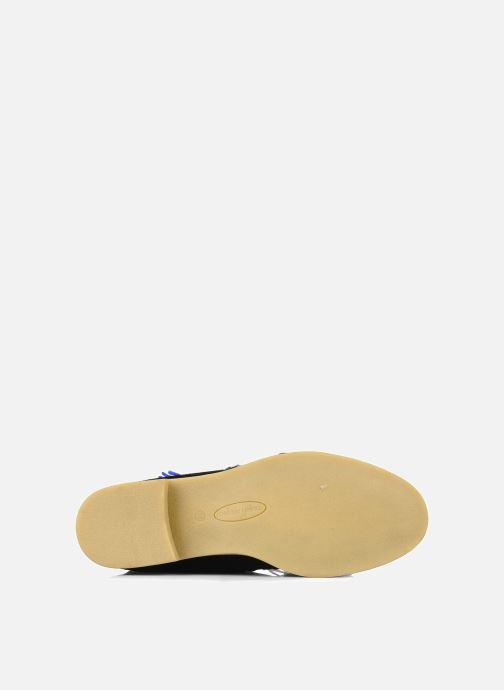 Stiefel Mellow Yellow Kenou schwarz ansicht von oben