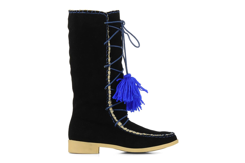 Boots & wellies Mellow Yellow Kenou Black back view