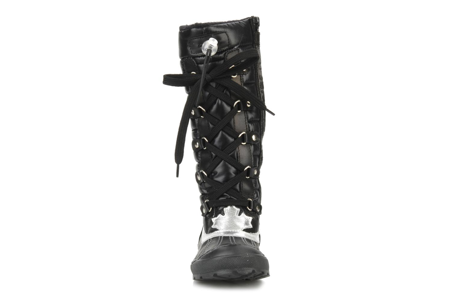 Boots & wellies Hip Dalousi Black model view