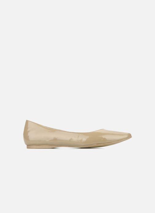 Ballerines I Love Shoes Mizaella Beige vue derrière
