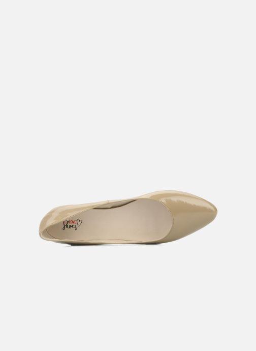 Ballerines I Love Shoes Mizaella Beige vue gauche