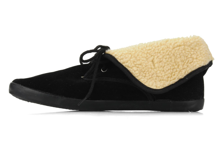 Chaussures à lacets I Love Shoes Ronnie Noir vue face