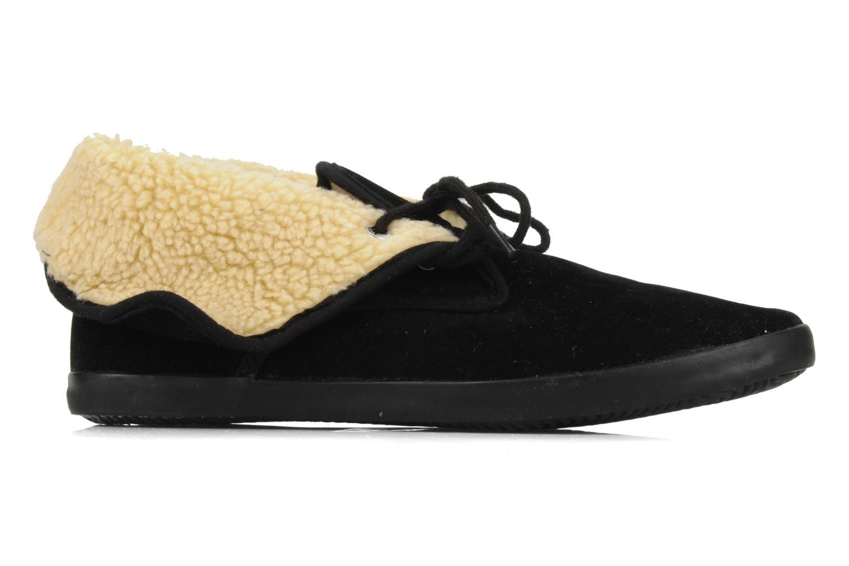 Chaussures à lacets I Love Shoes Ronnie Noir vue derrière